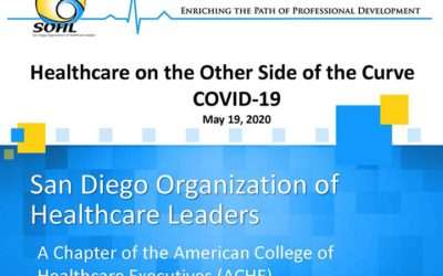 Healthcare on the Other Side of the Curve: COVID-19